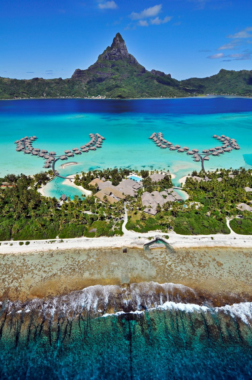 InterContinental Thalasso Bora Bora-Society Islands ...
