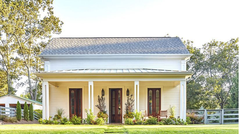 longleaf cottage southern living house plans house and studio rh pinterest com