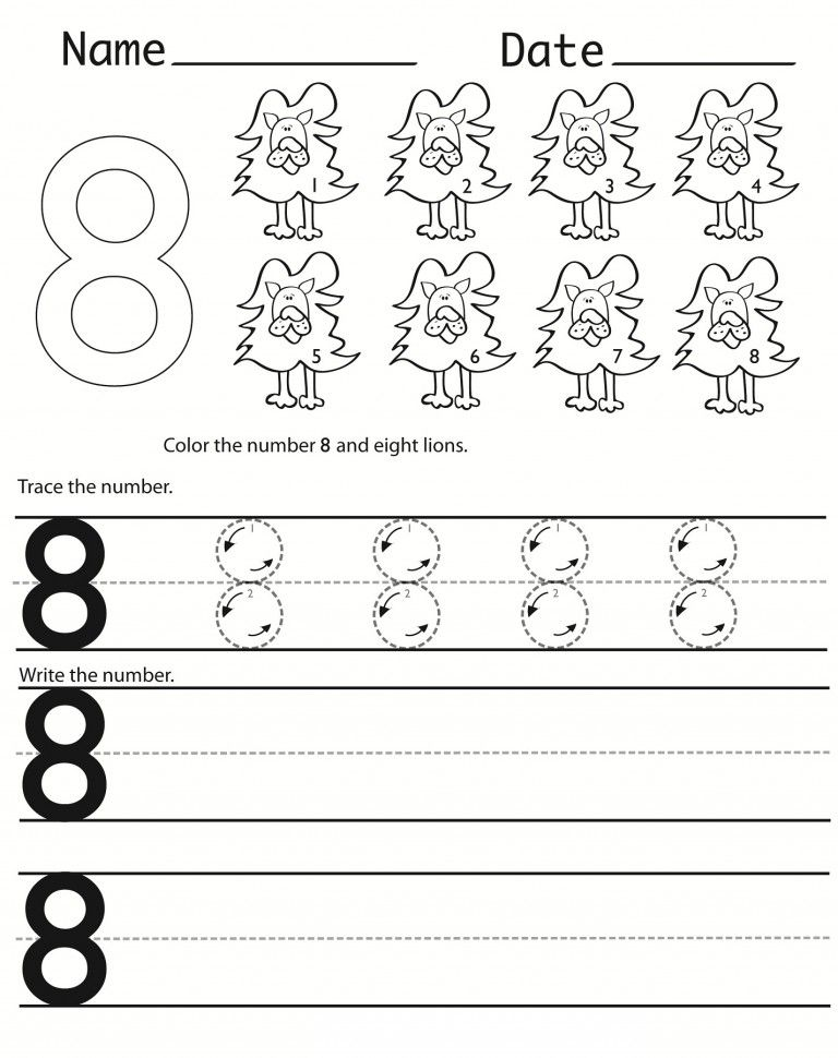Writing Numbers Worksheets Printable Writing Numbers Number Worksheets Math Coloring
