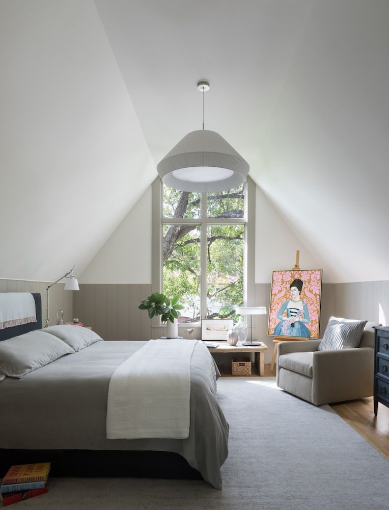 Great bedroom by Tim Cuppett Architects with