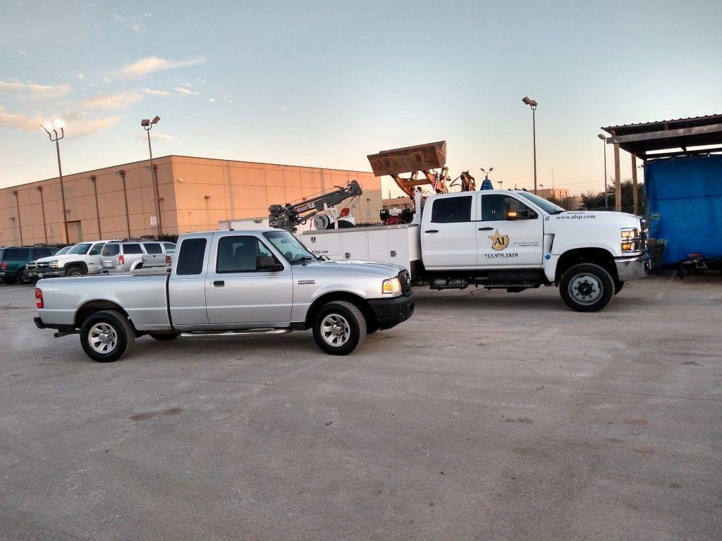 My work truck 2019 Chevrolet Silverado 4x4, 6.6 Duramax