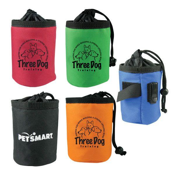 Drawstring Dog Training Treat Bags Dog Training Treats Your Dog
