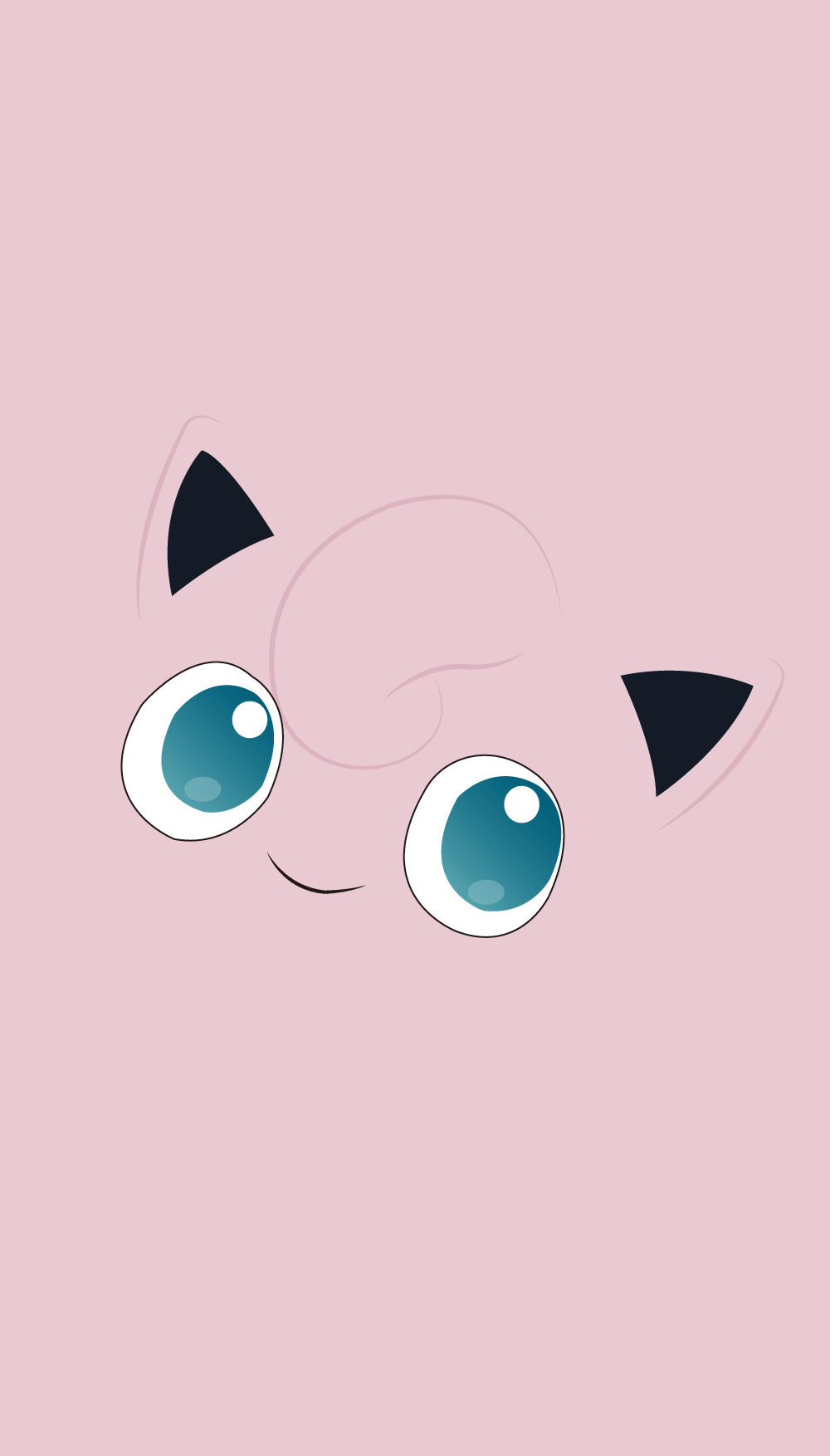 Pokemon Wallpaper Jigglypuff