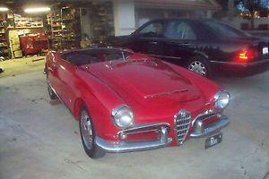 new offer alfa romeo other convertible 2 door 1964 alfa romeo rh pinterest com au