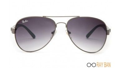 1580b8ce3f RB3806 Aviator Grey. Find this Pin and more on Fake Ray Bans ...