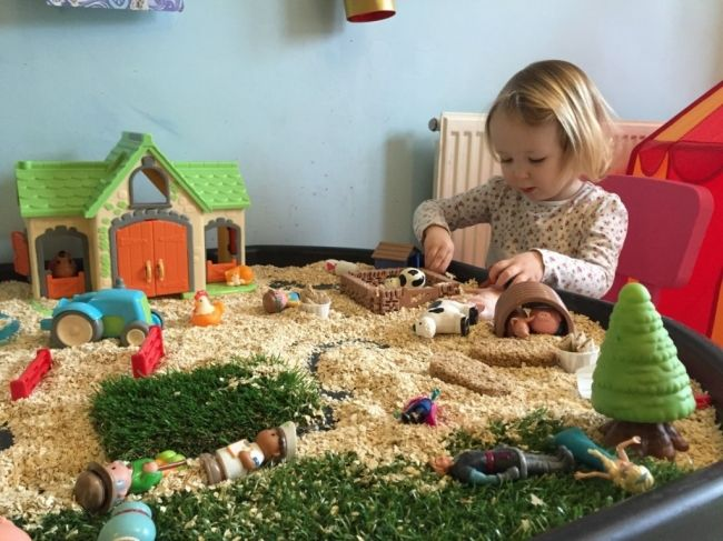 Farm theme activities for play and learning | BabyCentre Blog