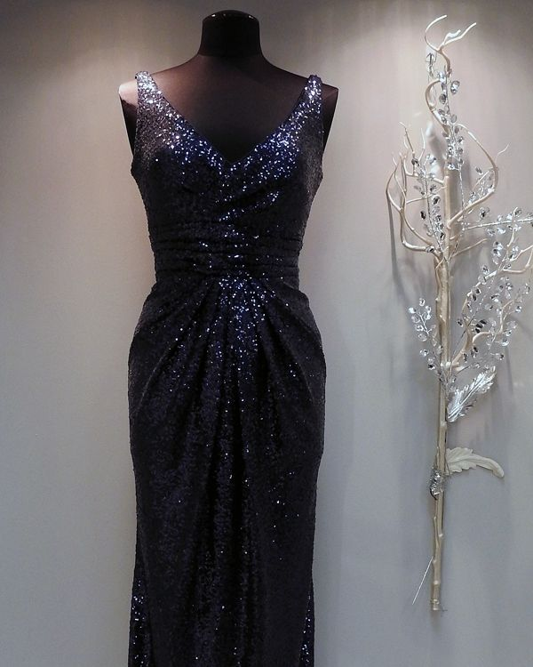 Sequined Bridesmaids Gowns by Alfred Angelo at | Gowns, Disney ...