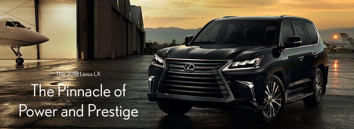 the 2018 lexus lx the pinnacle of power and prestige lexus model rh pinterest com