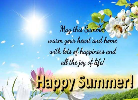 Spread Joy And Happiness This Summer. It Is A Beautiful Way Of Expressing  Yourself :