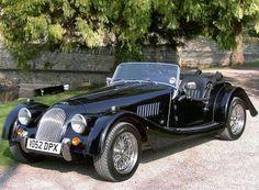 Bess' car (Morgan) At Bertram's Hotel