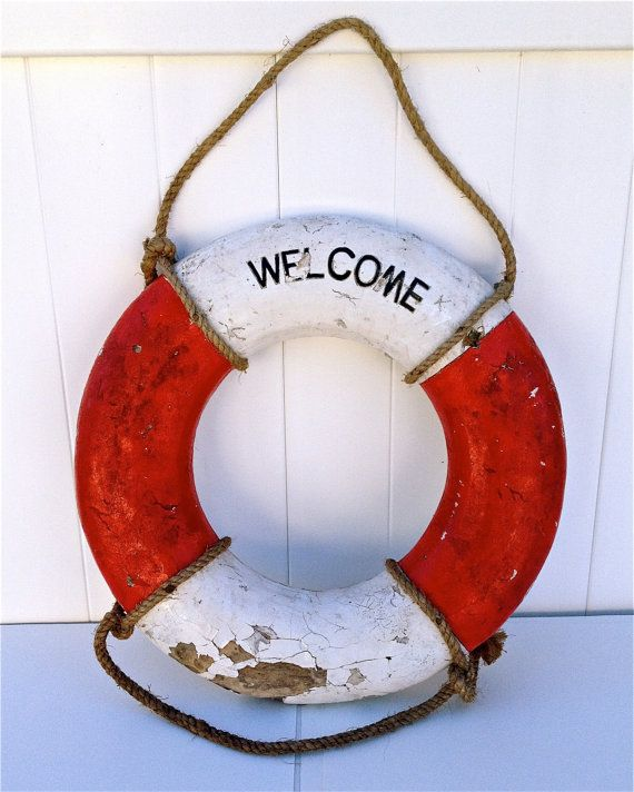 vintage nautical decorative life