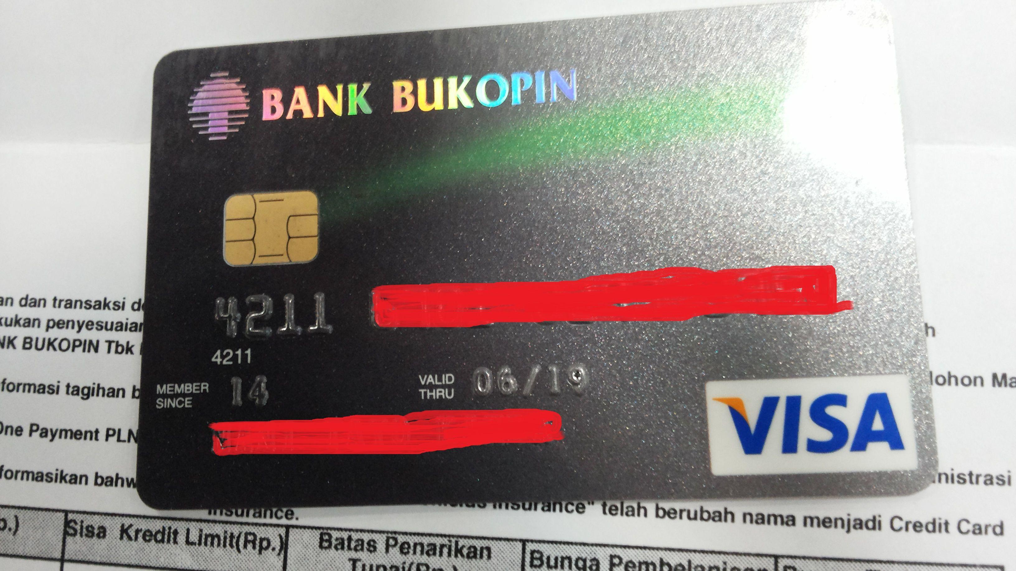 Tips Pengajuan Limit Kartu Kredit Bukopin Kartu Kredit Kartu Uang