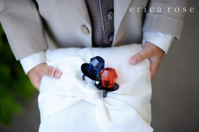 Ring Pop Wedding Rings