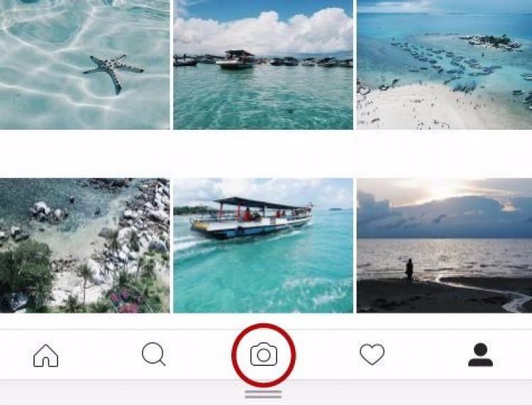 Cara Upload Foto Instagram Lewat PC dan Laptop Tanpa