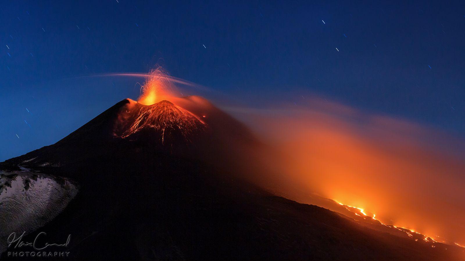 30 Eye-Popping Eruption Photos from Around the World