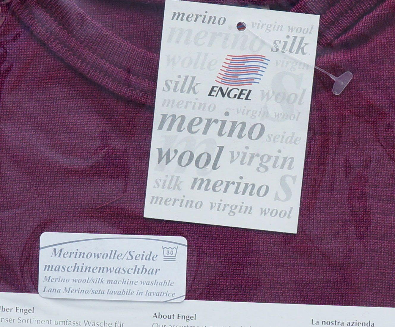 Engel Bodysuit Merino Wool Silk Baby Kids Body top Shirt Organic 70 9030
