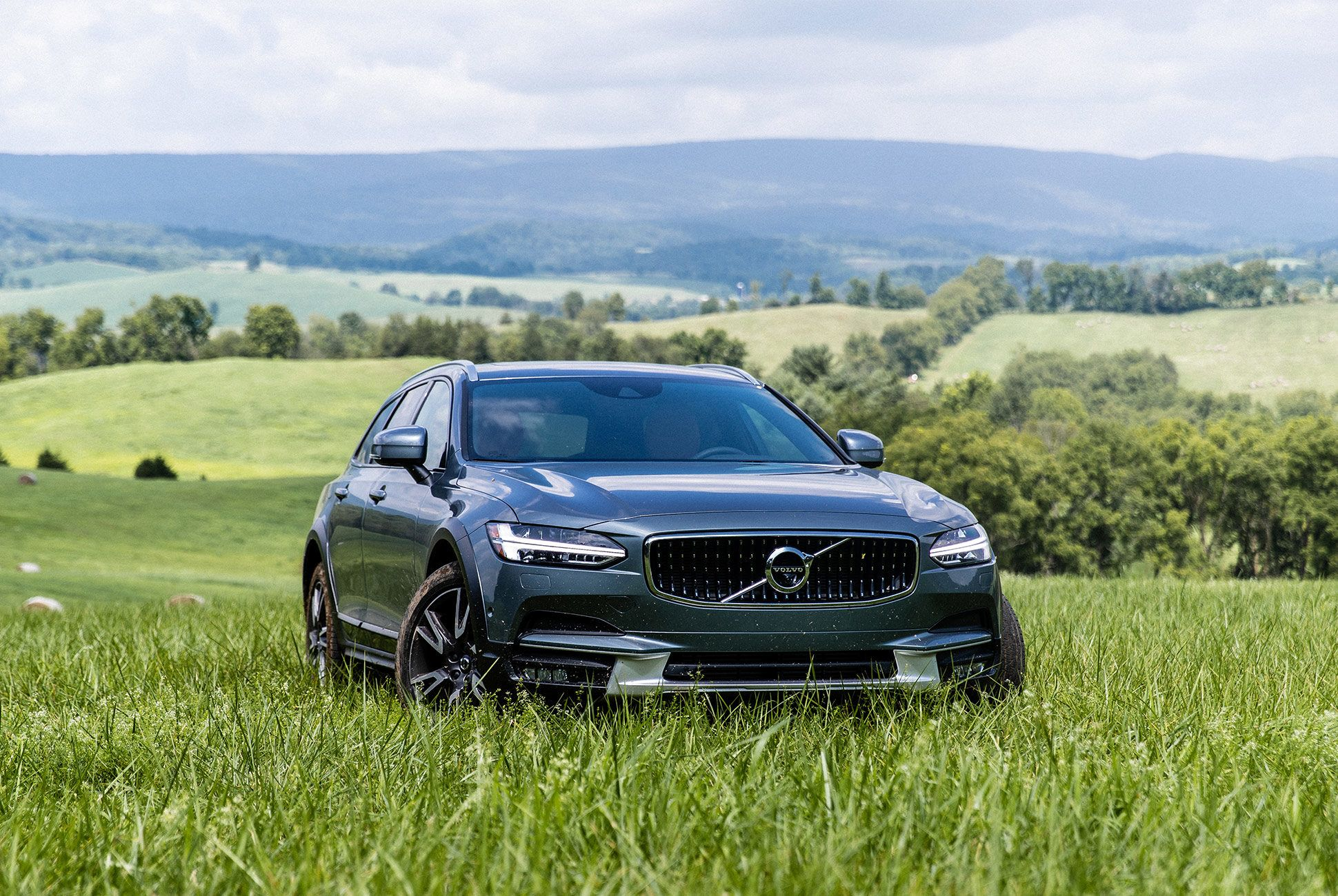 The Volvo V90 CC Is the Most Ideal Car On Sale Today