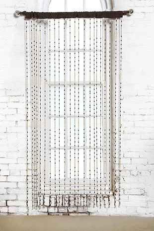 magical thinking beaded curtain urban outfitters homes decor rh pinterest com