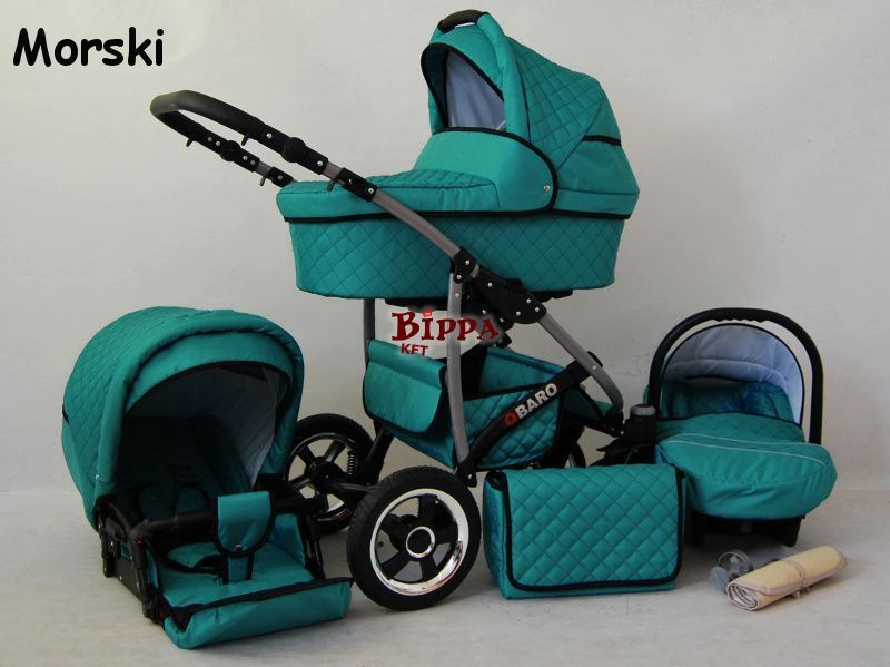 Multifunkciós Luxury babakocsi 3in1 - akciós  280e115139
