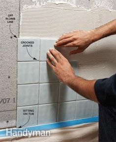 Tile Layout For Tubs And Showers With Images Tile Layout Tubs