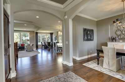 exclusive craftsman with flex room and optional finished lower level rh pinterest com