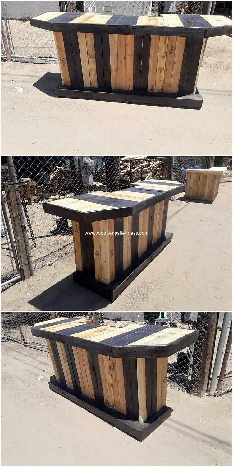 creative recycling ideas with old wood pallets pallet furniture rh pinterest ca