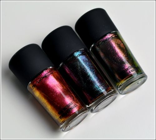 Nail Polish Colors Mac – Papillon Day Spa