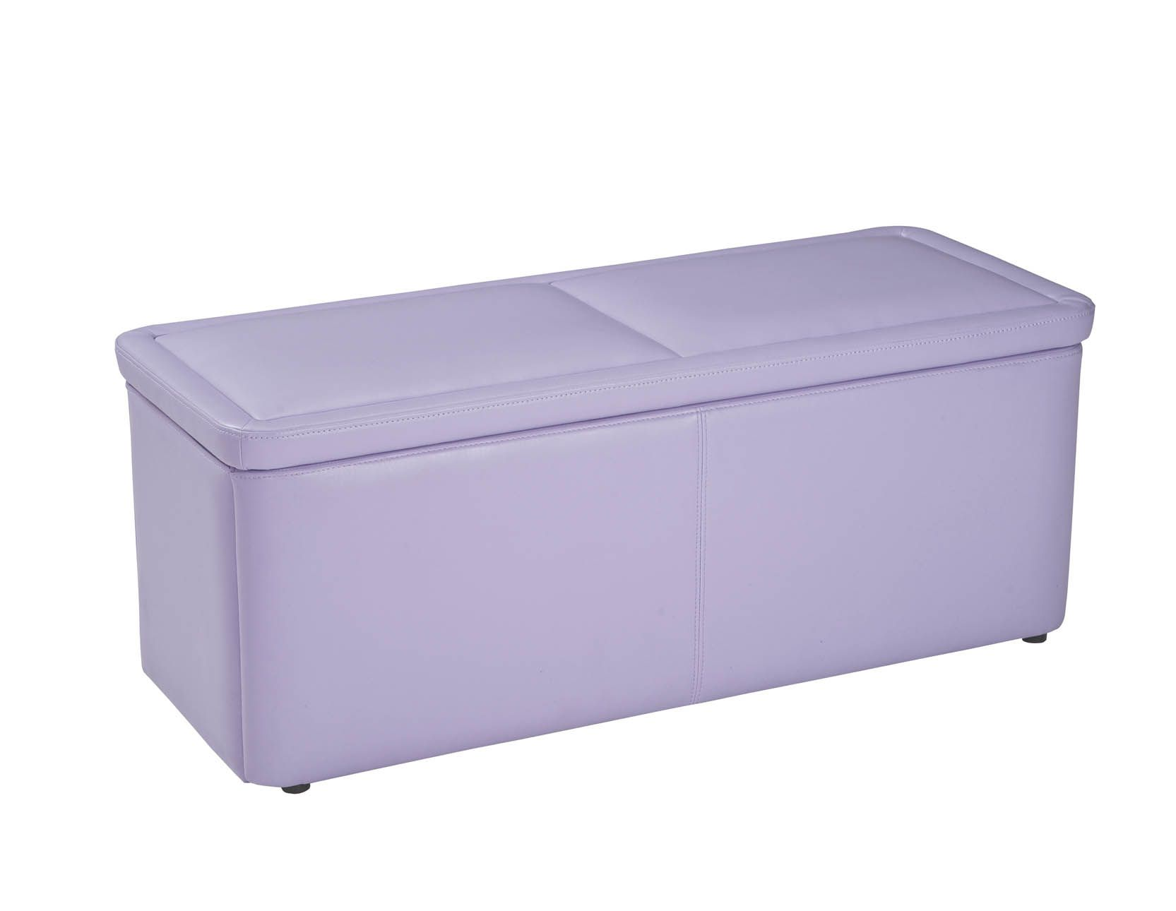 Standard Furniture - Fantasia Lavender Bench/Ottoman for Twin Bed
