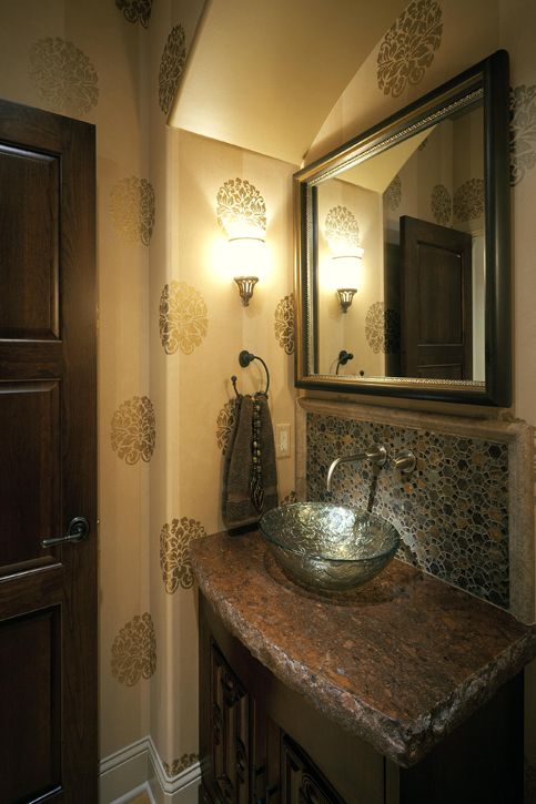european style vanity ch bathrooms bathroom mediterranean rh pinterest com au