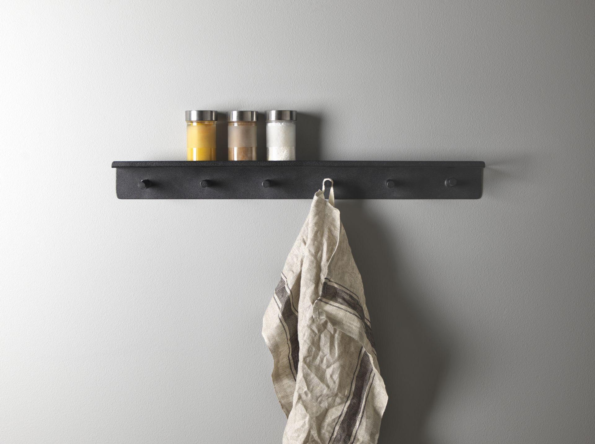 Keukenkast Ophangen Ikea : Falsterbo wandlijst met haken ikeacatalogus nieuw ikea
