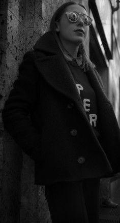 Giulia Capresi,freelance stylist and fashion contributor/Alltheprettybirds