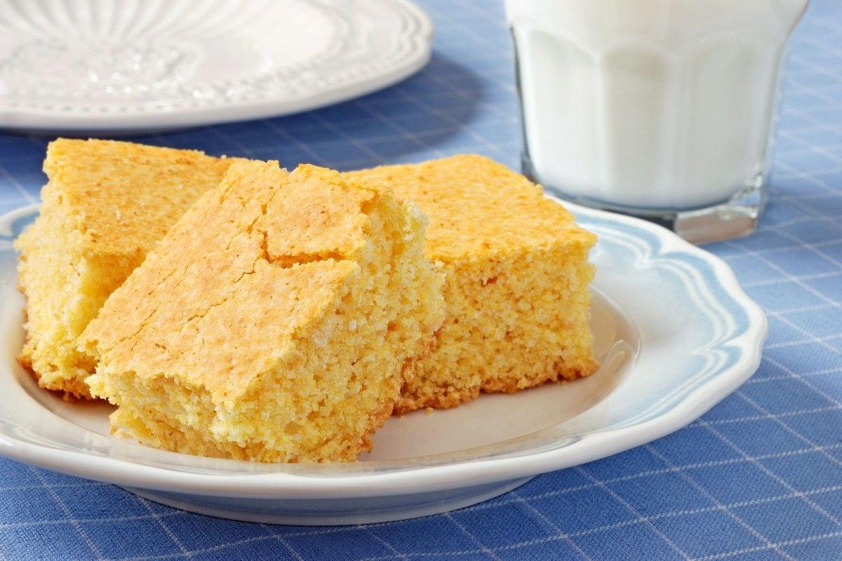 Delicious Meals Big Grocery Savings Healthy Cornbread Recipes Healthy Cornbread Corn Bread Recipe