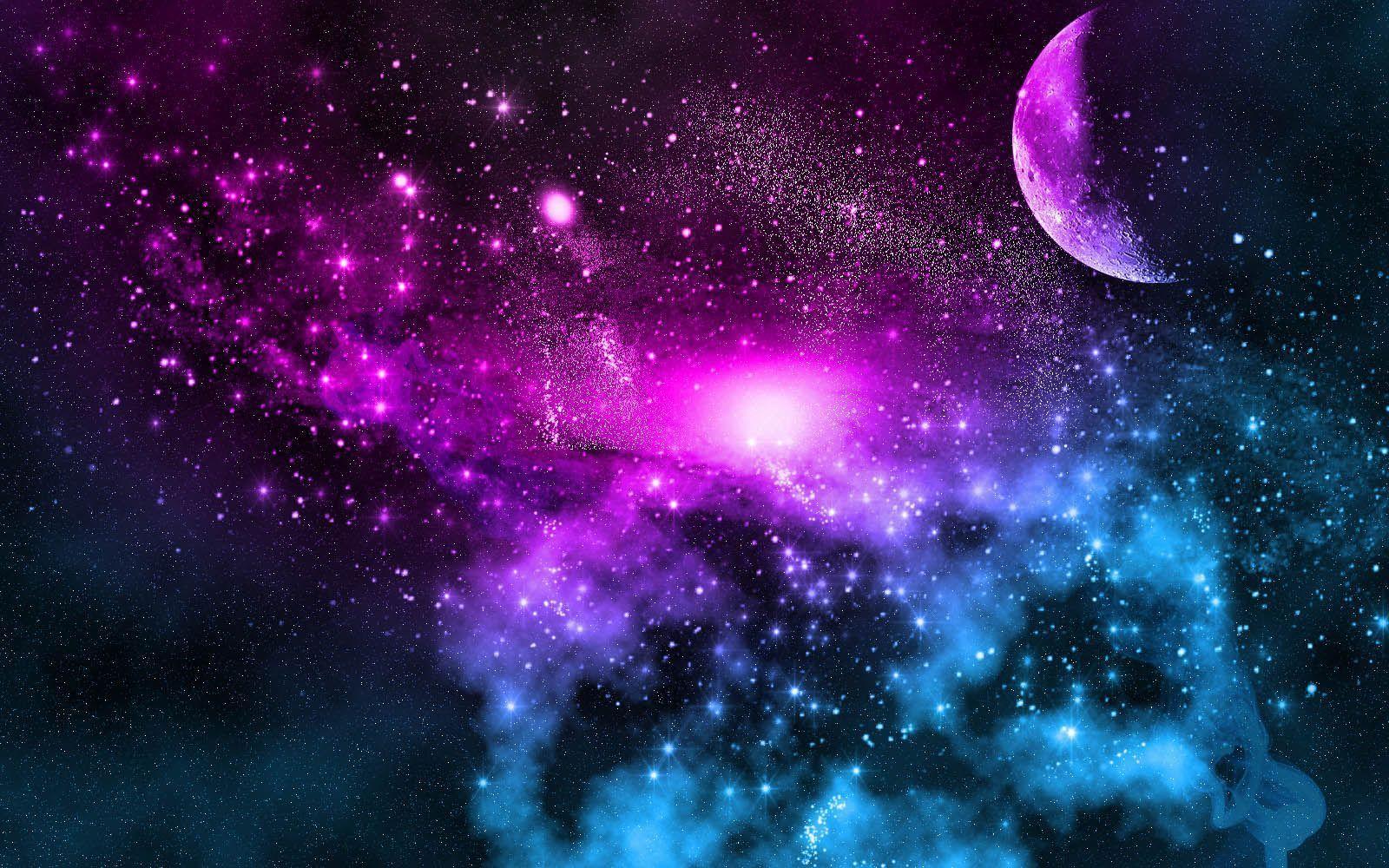 Bunte Galaxie Wallpaper Galaxy Wallpaper Galaxy Hd Galaxy Art