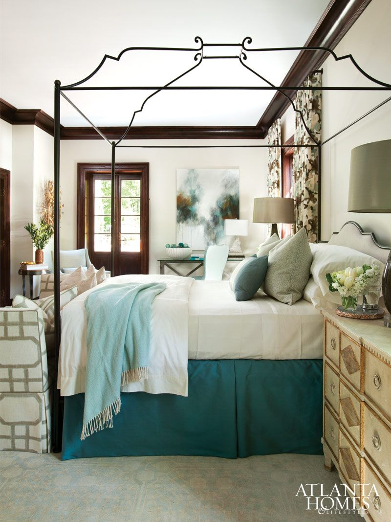 Design by Barbara Heath; The Mercantile | Photographed by Erica George  Dines | Atlanta Homes