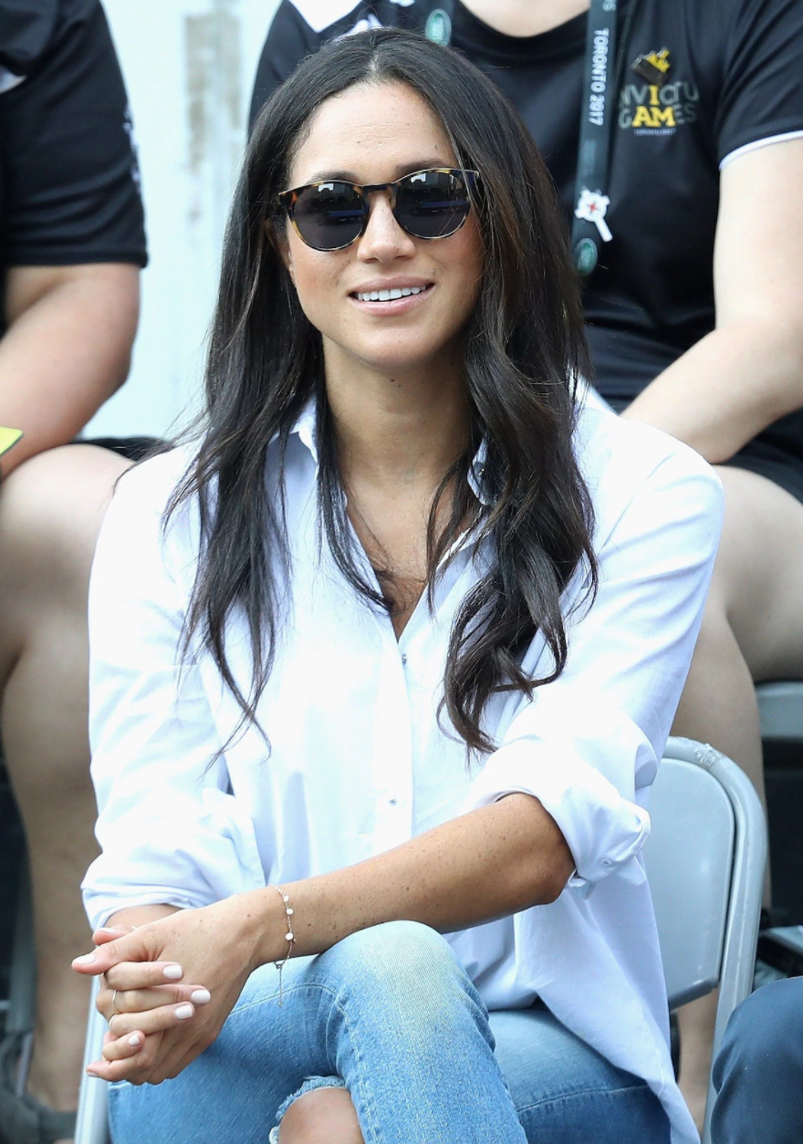 Markle Wearing SunglassesAccesories Finlayamp; CoPercy Meghan 6Yf7gbvy