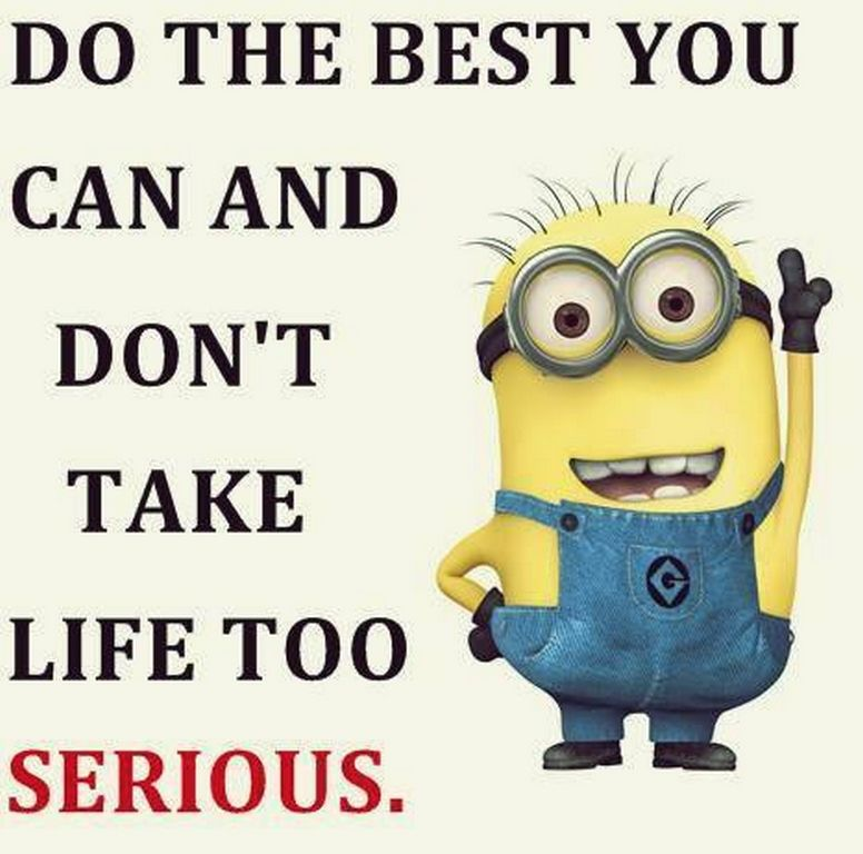 Thursday Minions Funny Quotes (05:28:42 AM, Tuesday 01