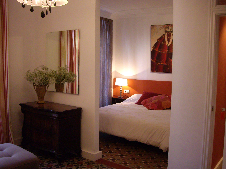 The romantic bedroom in Bed u0026 Breakfast