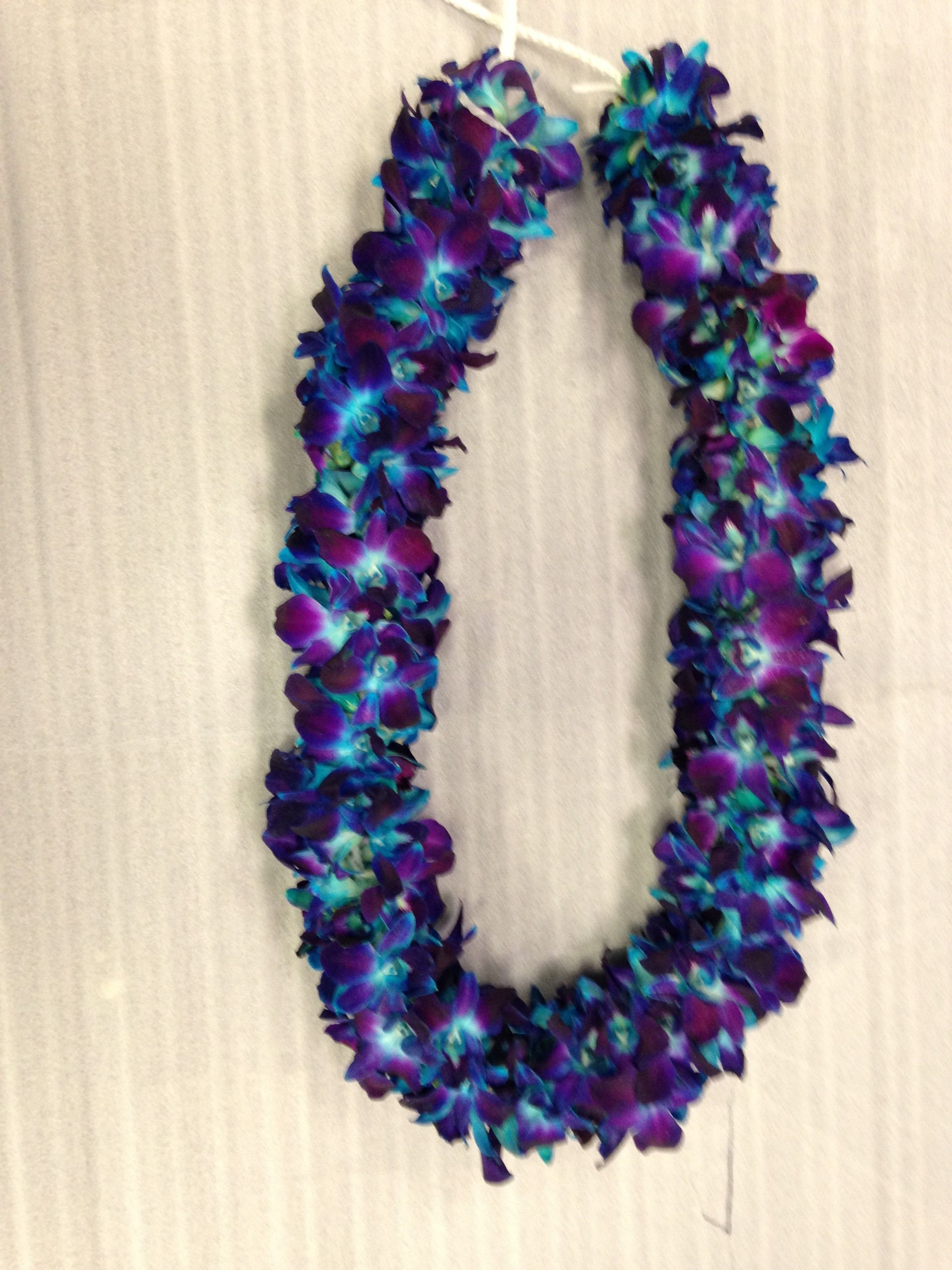 4 Ft Blue Orchid Garland Orc 13 Usa Made Orchid Wedding Garlands Wedding Garlands Flower Garland Wedding Garland Wedding Orchid Flower
