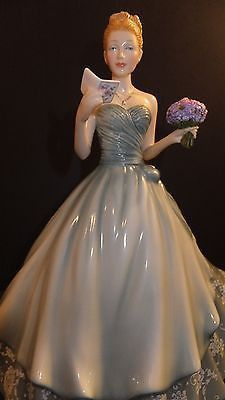 Royal Doulton Happy Birthday 2015 Figurine of the Year HN5729 Brand New In Box