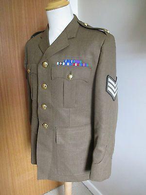 Mercian Officers Service Dress Buttons