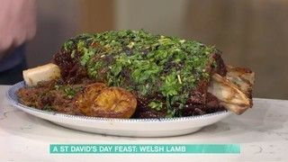 Bryn Williams' slow-roasted lamb shoulder with boulangère ...