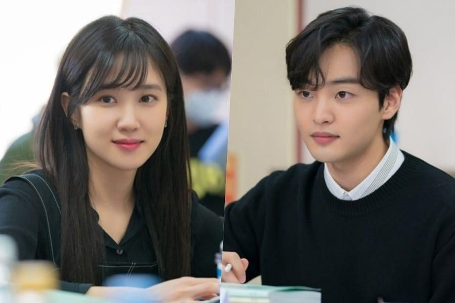 "Park Eun Bin, Kim Min Jae, And More Attend Script Reading For Upcoming Drama ""Do You Like Brahms?"""