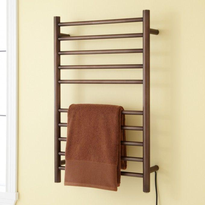20 Haydyn Wall Mount Plug In Towel Warmer Towel Warmers Bathroom Towel Warmer Towel Warmer Rack Electric Towel Warmer