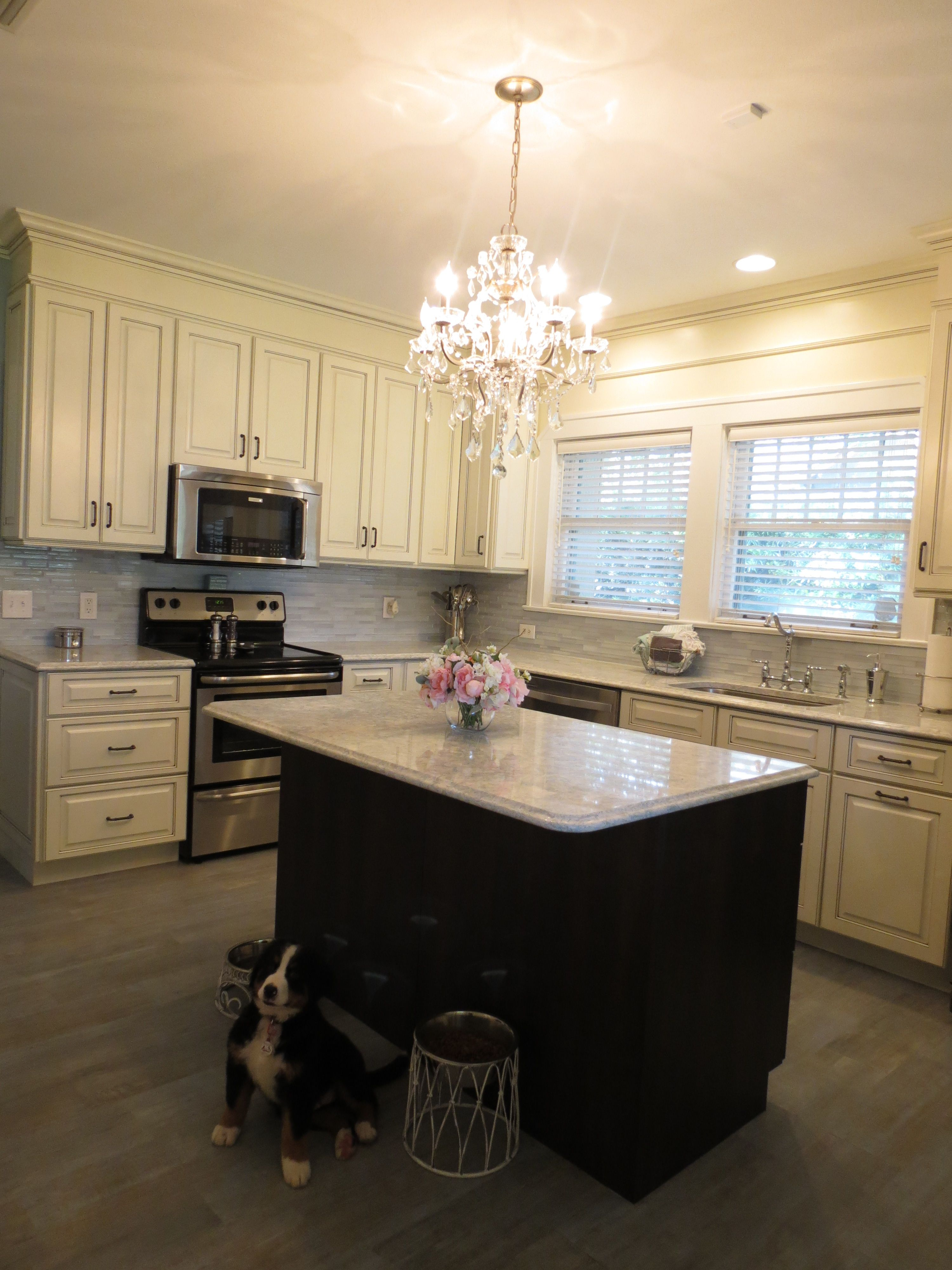 Tampa Kitchen Artisan Design completed 2015 Cambria