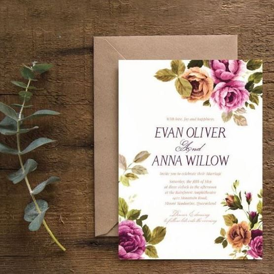 Stuck on what you include in your engagement party invitations - engagement invitation words