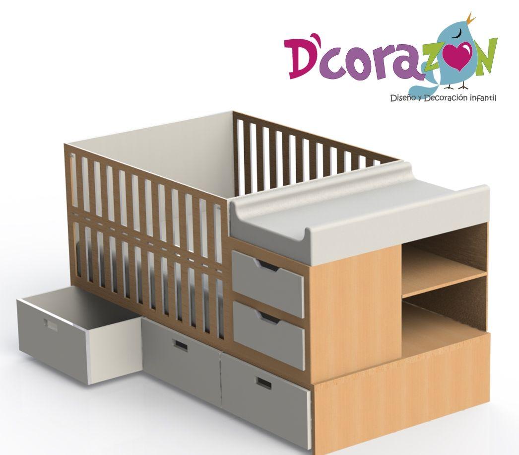 Mobiliario | Diseño | Pinterest | Bebé, Bebe y Muebles para bebe