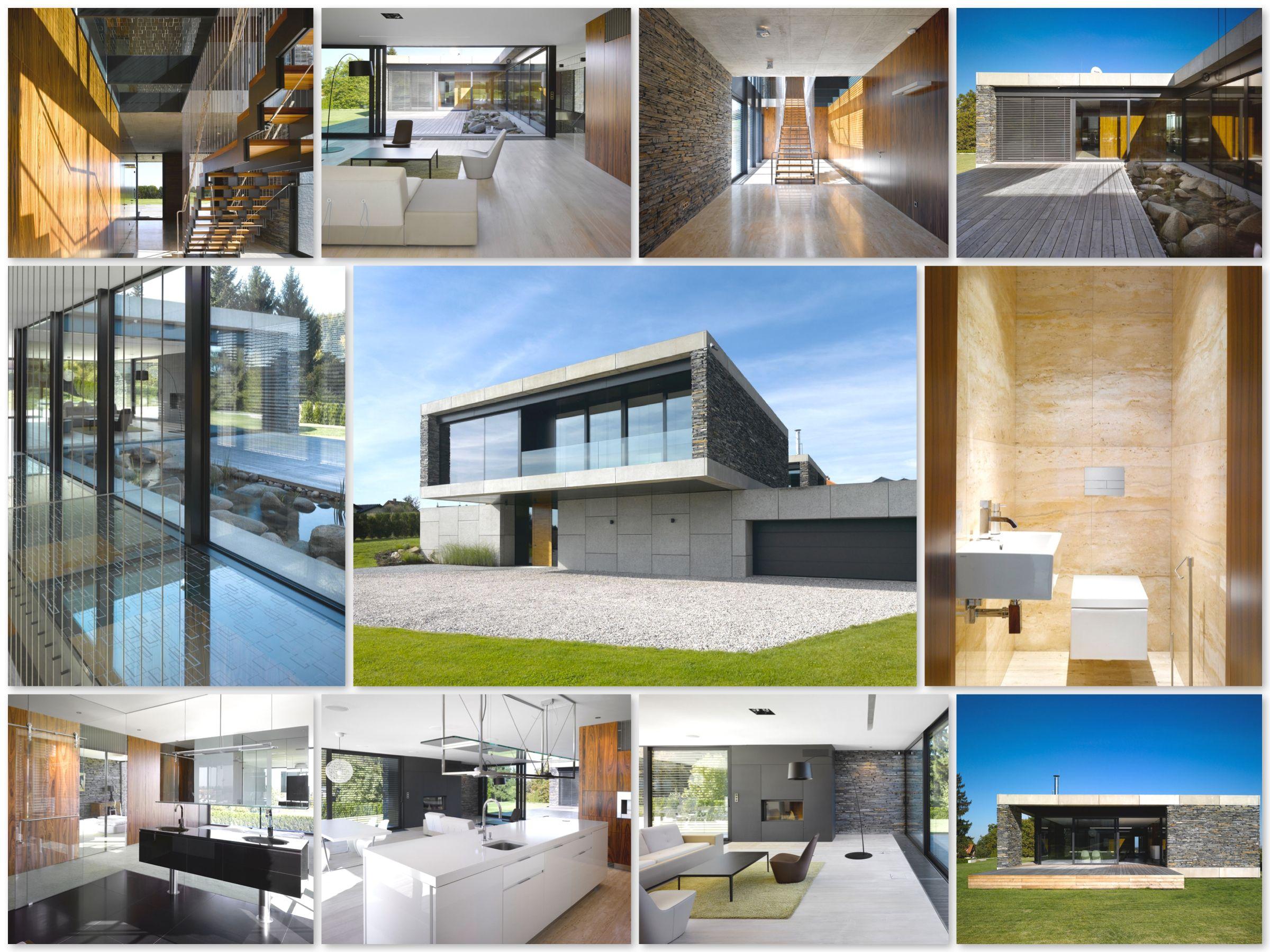 Refreshing and cool design at Villa Ritka