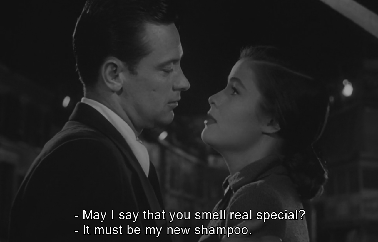 Sunset Boulevard, Billy Wilder, 1950. Film quotes, Movie