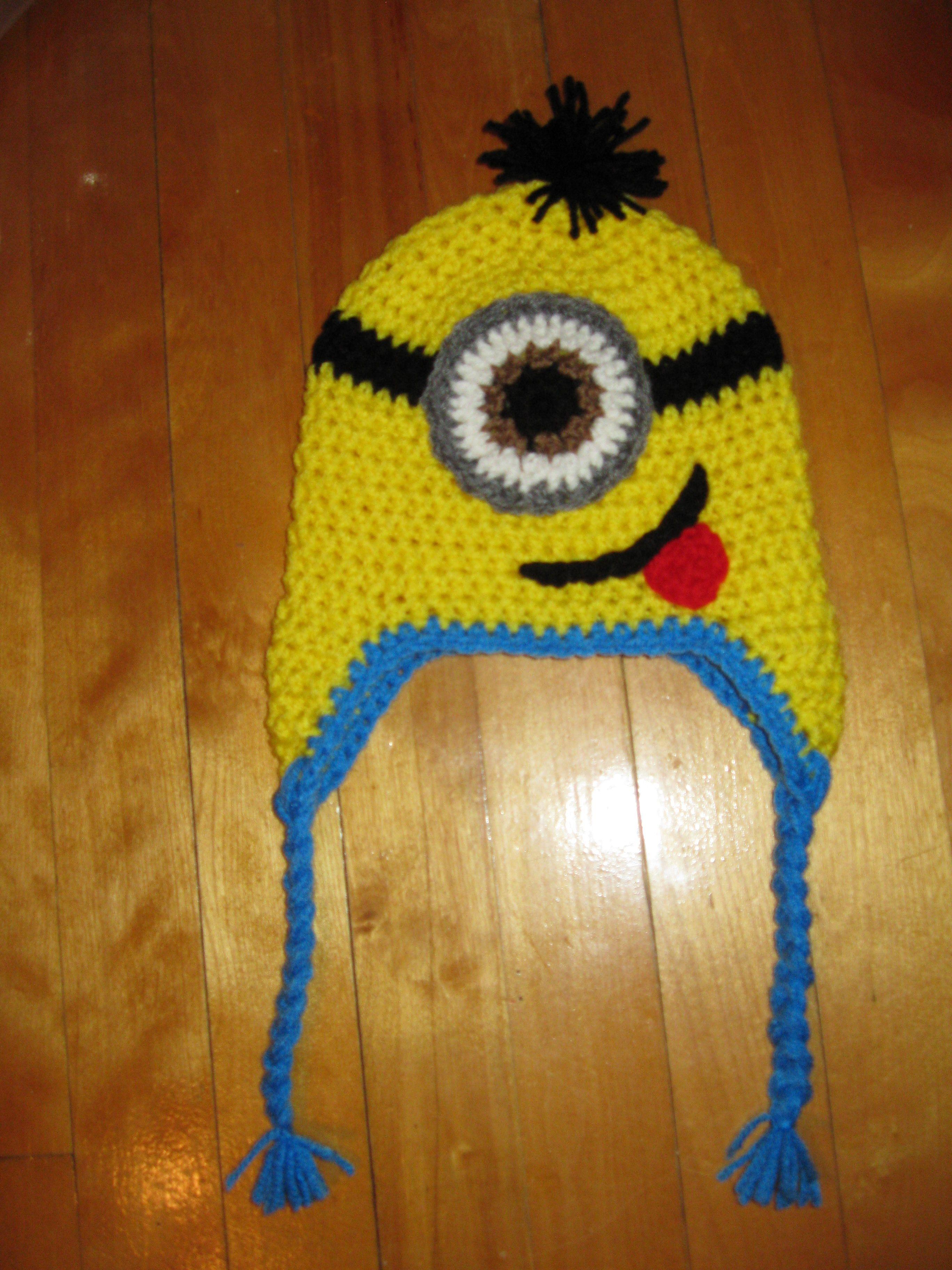 Minion Hat I need this