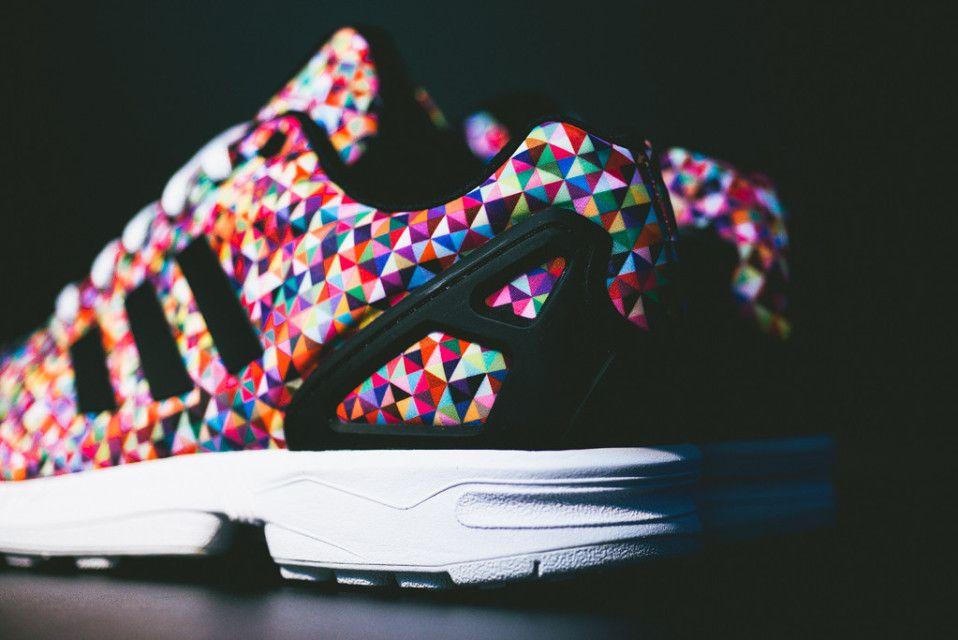 adidas zx flux couleur